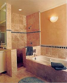 Scottsville bathroom remodeling